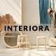 Interiora. Clean & Modern Business Google Slides Template - GraphicRiver Item for Sale