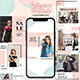 10 Fashion Shopping Instagram Templates - GraphicRiver Item for Sale