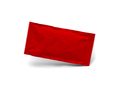 Blank Red Condiment Packet Floating Isolated on White Background - PhotoDune Item for Sale