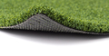 Flipped Up Section of Artificial Turf Grass On White Background - PhotoDune Item for Sale