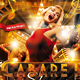Music Cabaret Show Flyer - GraphicRiver Item for Sale