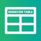 Product Variation Table of WooCommerce - CodeCanyon Item for Sale