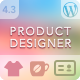 Fancy Product Designer | WooCommerce WordPress - CodeCanyon Item for Sale