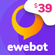 Ewebot - SEO Digital Marketing Agency - ThemeForest Item for Sale