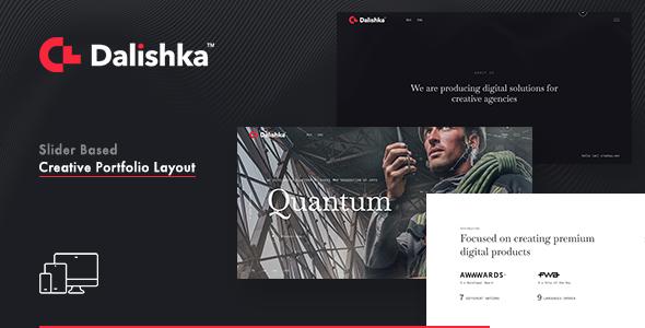 Dalishka | Creative Digital Agensy