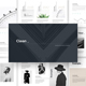 Clean Minimal Keynote Presentation Template - GraphicRiver Item for Sale