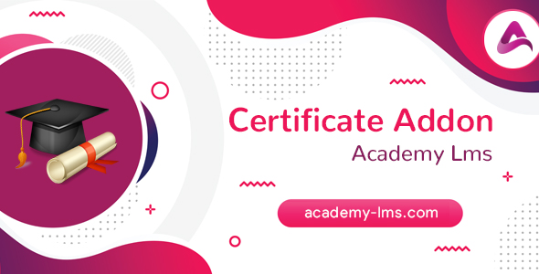 Academy LMS Certificate Addon Free Download