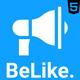 Belike - Social Media Service HTML Template - ThemeForest Item for Sale