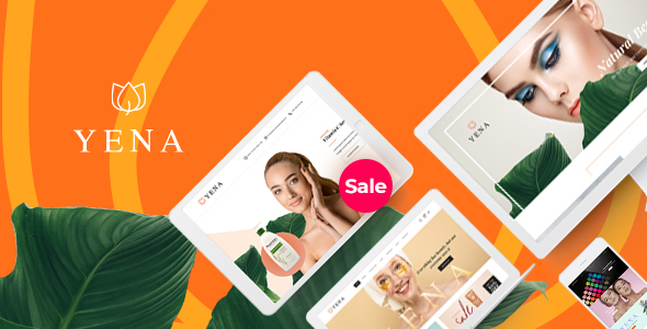 Yena – Beauty & Cosmetic WooCommerce Theme