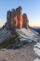 Tre Cime. Dolomite Alps, Italy - PhotoDune Item for Sale
