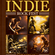 Indie Rock Flyer Template V8 - GraphicRiver Item for Sale