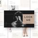 LookMe Minimal Keynote Presentation Template - GraphicRiver Item for Sale