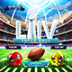 American Football Super Ball Banners vol.3 - GraphicRiver Item for Sale