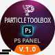 Animation Particle Toolbox Photoshop Panel - GraphicRiver Item for Sale