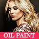 Oil Paint Action - GraphicRiver Item for Sale