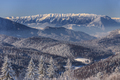 mountain landscape in winter - PhotoDune Item for Sale