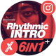 Rhythmic intro - VideoHive Item for Sale