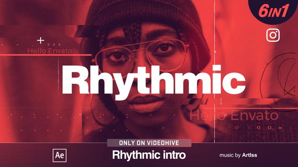 Rhythmic intro