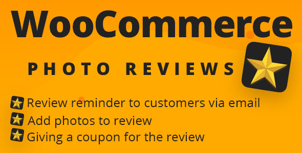 WooCommerce Photo Reviews - Review Reminders - Review for Discounts Download