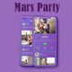Mars Party | Ionic 4  UI Theme / Template App | Starter App - CodeCanyon Item for Sale