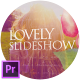 Lovely Romantic Slideshow for Premiere Pro - VideoHive Item for Sale
