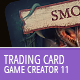Trading Card Game Creator - Vol 11 - Horror - GraphicRiver Item for Sale