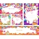 Set of Birthday Cards and Banners - GraphicRiver Item for Sale