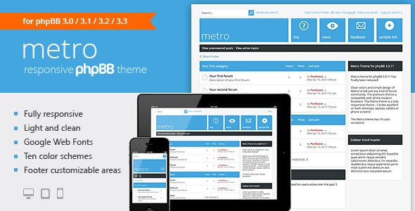 Themeforest | Metro — A Responsive Theme for phpBB3 Free Download free download Themeforest | Metro — A Responsive Theme for phpBB3 Free Download nulled Themeforest | Metro — A Responsive Theme for phpBB3 Free Download