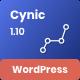 Agency Cynic - Digital Agency, Startup Agency, Creative Agency WordPress Theme - ThemeForest Item for Sale