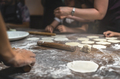 The making of traditional chinese dumplings - PhotoDune Item for Sale