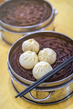 Delicious traditional chinese Baozi buns - PhotoDune Item for Sale