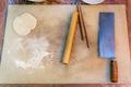 Kitchen tools for making dumplings - PhotoDune Item for Sale