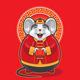 Fat Mouse Cartoon - GraphicRiver Item for Sale