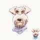 Dog Head - GraphicRiver Item for Sale