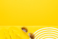 Yellow Beach Accessories - PhotoDune Item for Sale