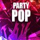 Upbeat Summer Pop Party Logo