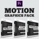 Typography Scenes, Lower Thirds, YouTube Kit and Shape Transitions - VideoHive Item for Sale