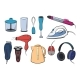 Set of Technical Equipment - GraphicRiver Item for Sale