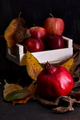 Pomegranate and apples - PhotoDune Item for Sale