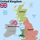 Map of United Kingdom with Counties - GraphicRiver Item for Sale