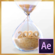 Hourglass Number and Logo Transformation - VideoHive Item for Sale