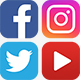 Social Media Links - VideoHive Item for Sale