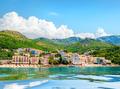 View to Sveti Stefan - PhotoDune Item for Sale