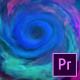 Spiraling Smoke Logo Reveal - Premiere Pro - VideoHive Item for Sale