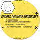 Sport Package Broadcast - VideoHive Item for Sale