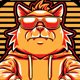 Street Cat Urban Style - GraphicRiver Item for Sale