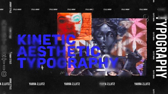 Art of The Title | Kinetic Aesthetic Typography