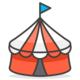 Circus Drum Roll Brake