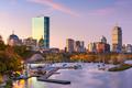 Boston, Massachusetts, USA skyline on the Charles River - PhotoDune Item for Sale