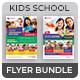 Kids Education Flyer Bundle - GraphicRiver Item for Sale